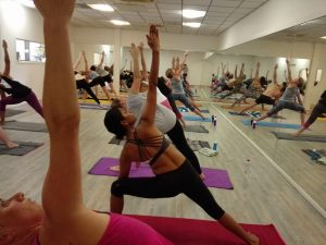 Hot Yoga Eindoven