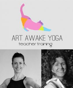 Yoga Teacher Training in English with Evi and Natasha